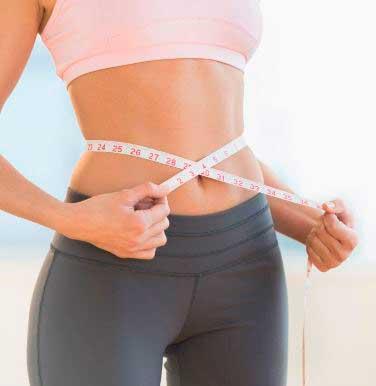 gracias a este tratamiento se consiguen reducir centimetros de cintura