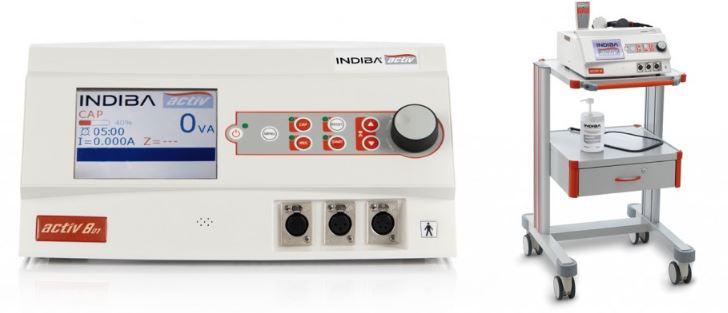 aparato de radiofrecuencia indiba