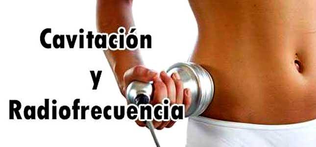 cavitacion y radiofrecuencia